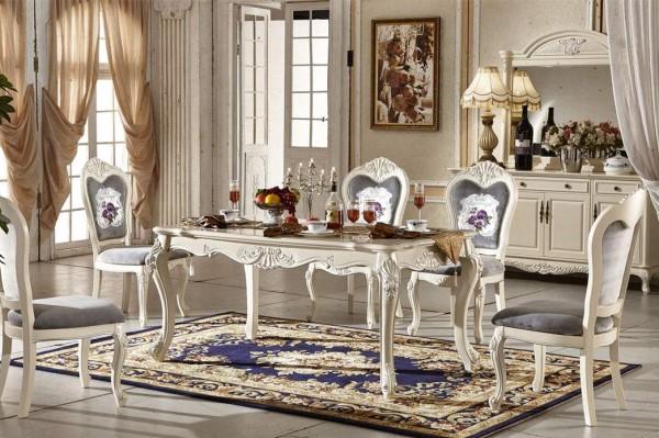 欧式家具十大品牌介绍:中至信 中至信以古典风格著称,主要生产和销售